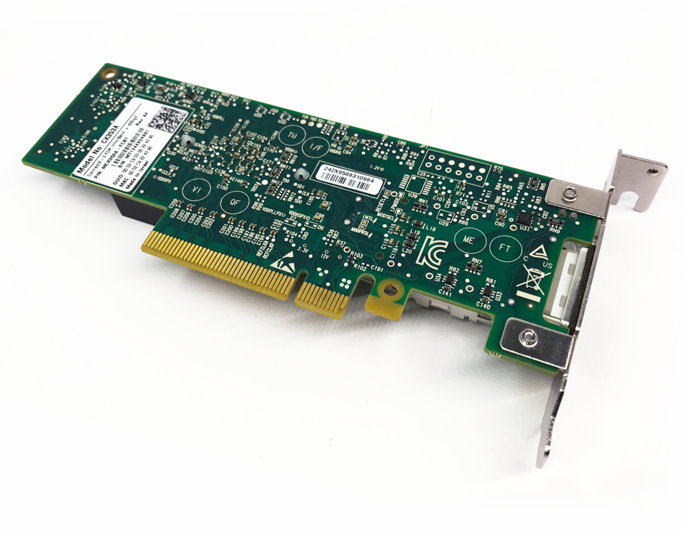 Refurbished: Mellanox ConnectX-3 40GbE Single QSFP+ CX353A-FCBT