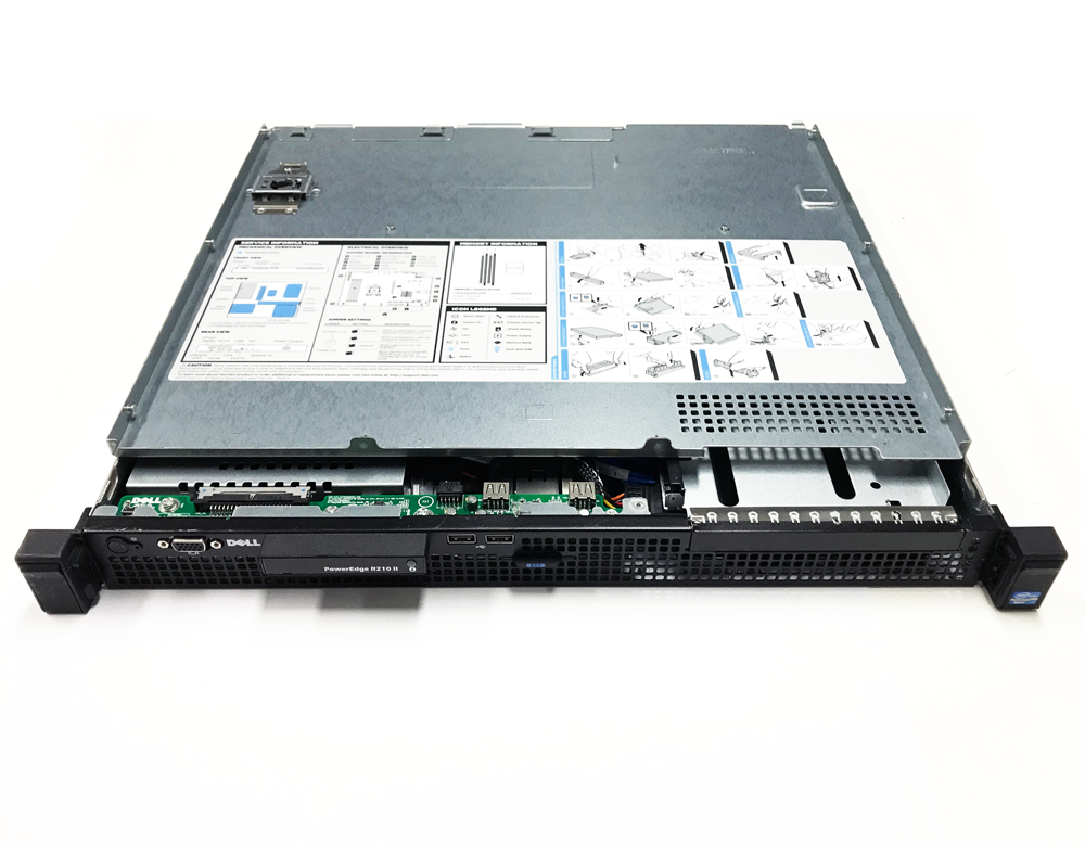 Refurbished: Dell PowerEdge R210 II