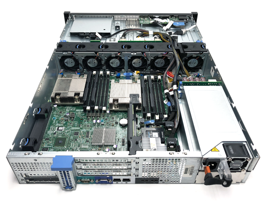 Refurbished: Dell PowerEdge R520 8-Bay 3 5