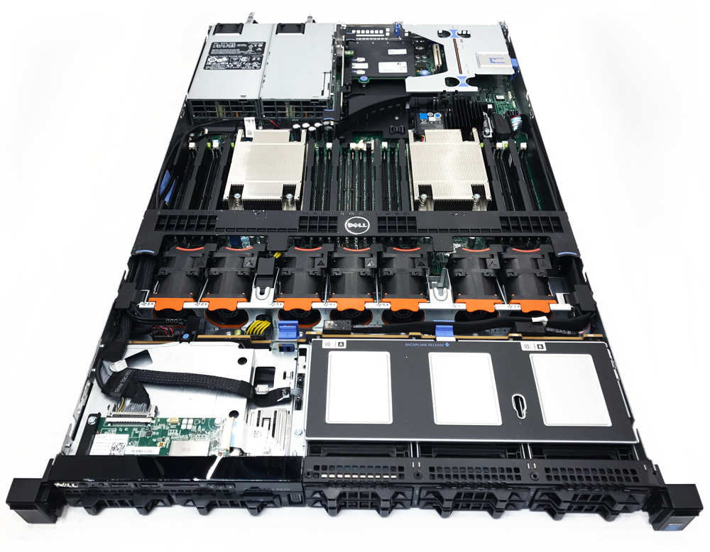 Refurbished: Dell PowerEdge R630 8-Bay 2 5