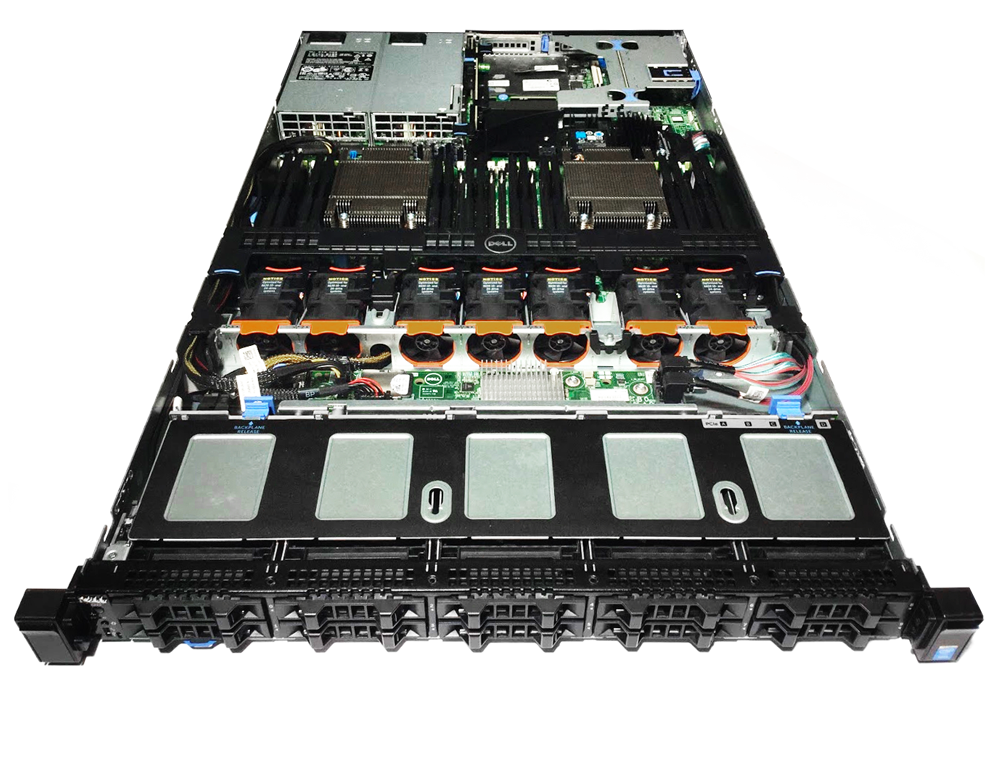Refurbished: Dell PowerEdge R630 10-Bay 2 5