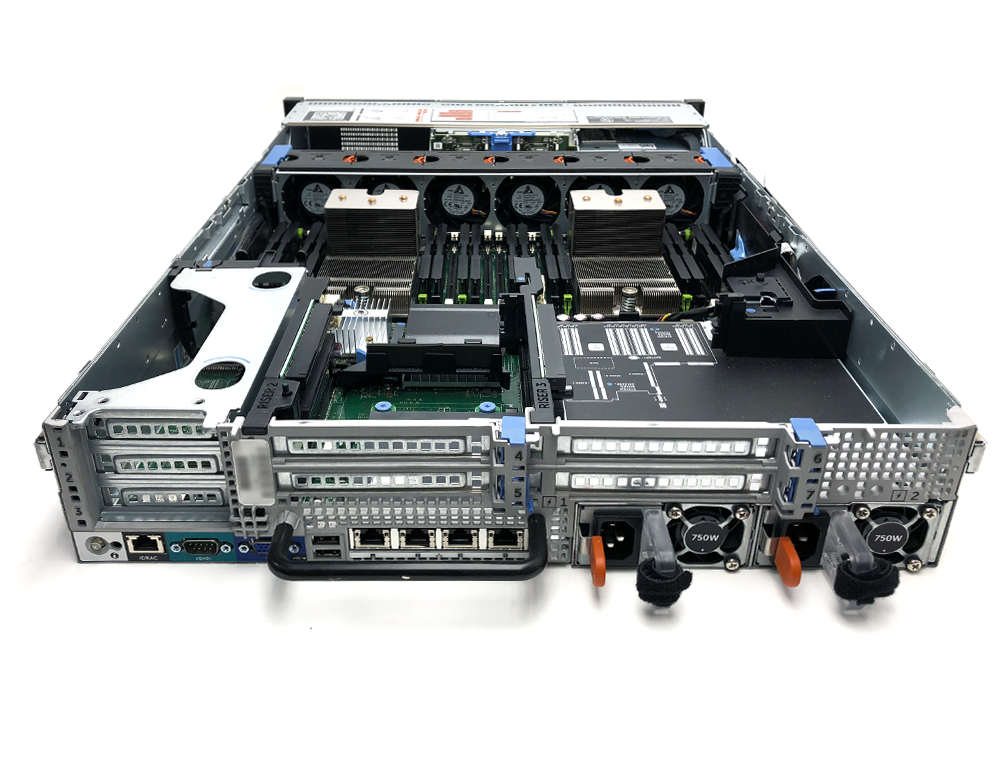 Refurbished: Dell PowerEdge R720 8-Bay 2 5