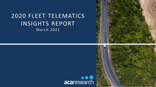 Load image into Gallery viewer, Australian Corporate Fleet Telematics Insights: Second Edition (2020)