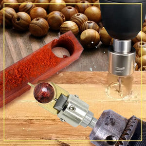 DIY Wooden Beads Drill Bits