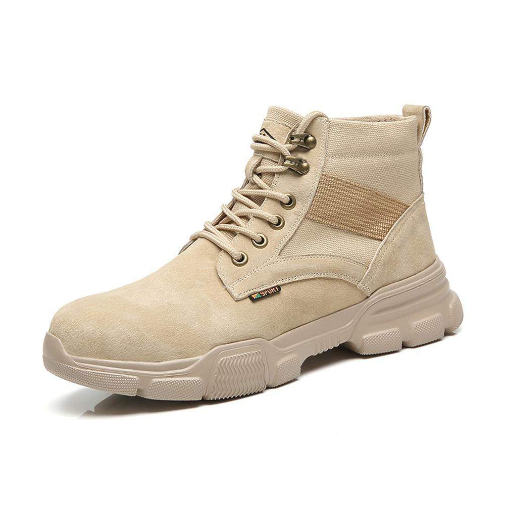 FASHION F8 Khaki - Mrsafetyshoe