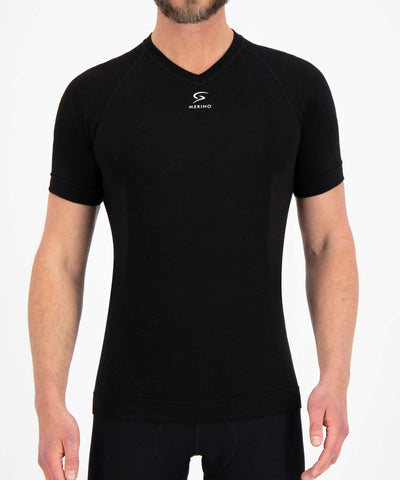 FUTURUM 4 season short sleve baselayer sort