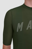 MAAP Echo Pro Base Jersey Military