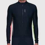 MAAP Vista Team Long Sleeve Jersey Navy