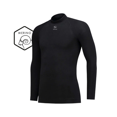 FUTURUM 4 Seasons Base Layer Extra Warm L/S