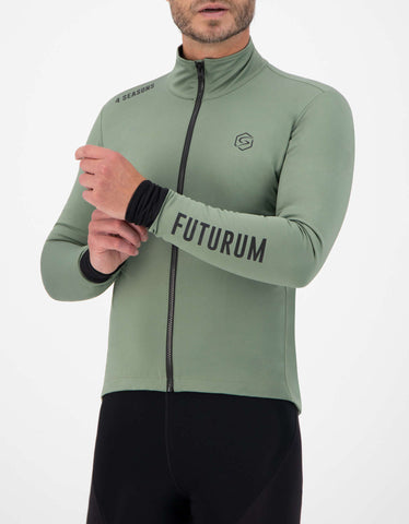 FUTURUM 4 Seasons Jacket Pro green