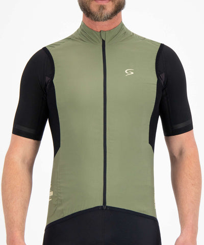 FUTURUM Proformance Windvest Superlight Merino