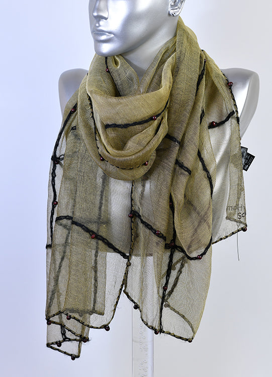 Cotton Scarf-71731