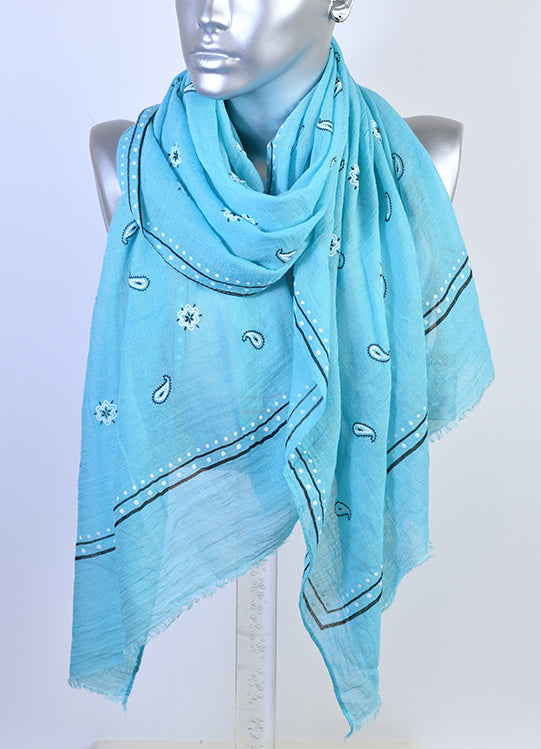 Cotton Scarf-71745