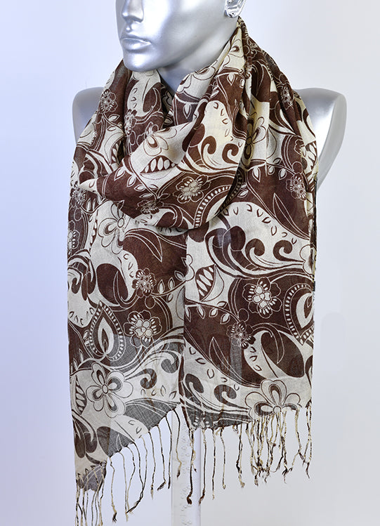 Cotton Scarf-71634