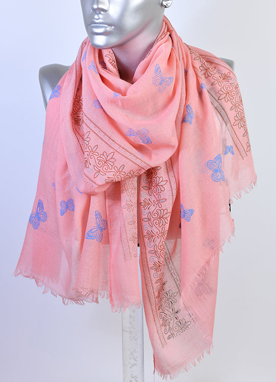 Cotton Scarf-71694
