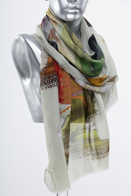 Cotton Scarf - 81183