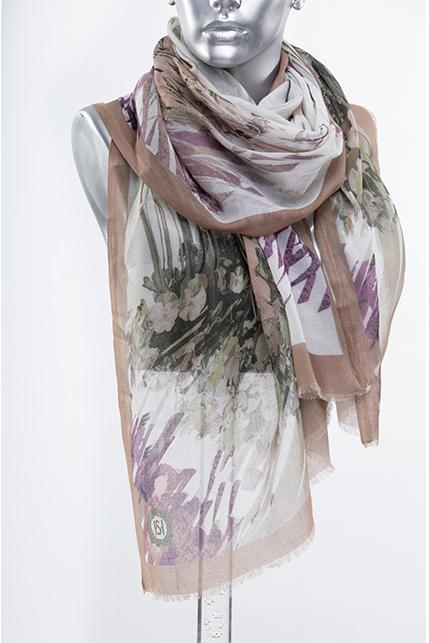 cotton scarf - 81188