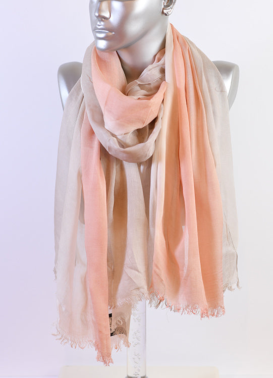 Cotton scarf-31022