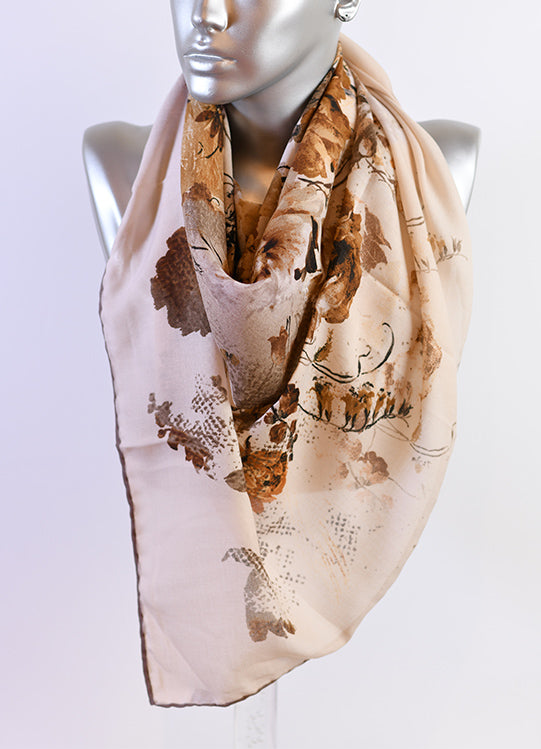 Cotton Scarf - 81182