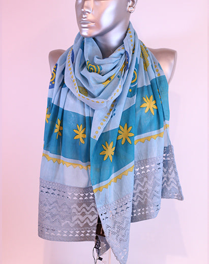 Cotton Scarf - 31001