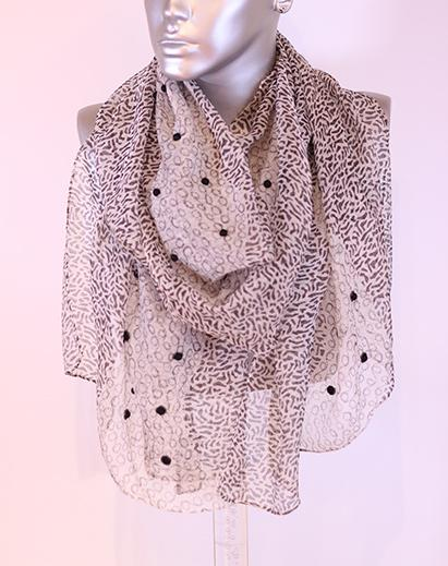 Cotton Scarf - 71729