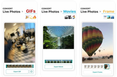 lively app para editar fotos y videos