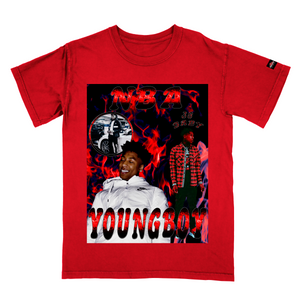 NBA Youngboy Vintage T-Shirt