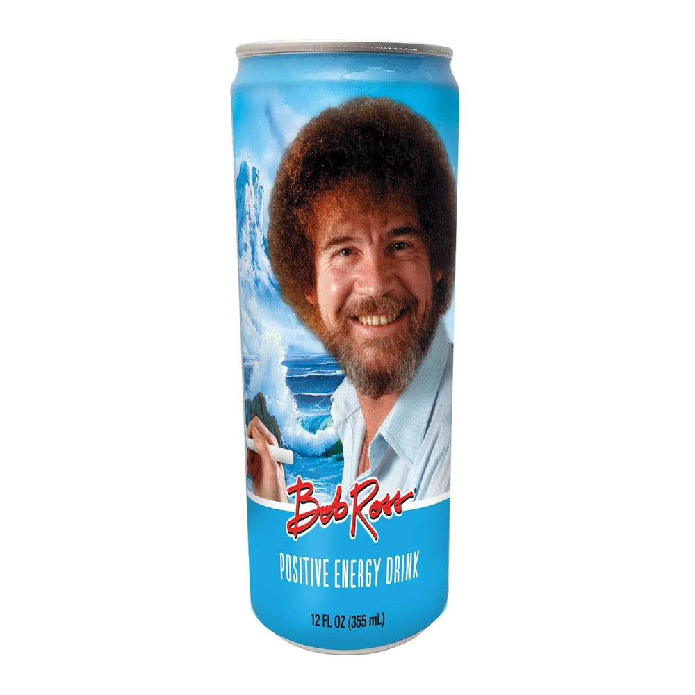 Bob Ross Positive Energy Drink Case of 12