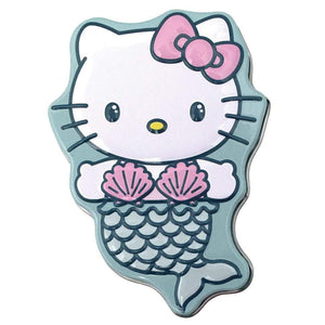 Hello Kitty Mermaid Shell Sours Candy Tins