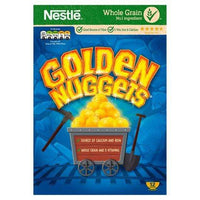 Breakfast Cereal Nestle Golden Nuggets Cereal FindYourCereal.com