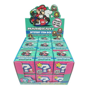 Nintendo Mario Kart Blind Box Candy Tins