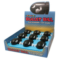 Nintendo Super Mario Brothers Bullet Bill Sours Candy
