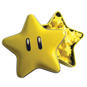 Nintendo Super Mario Brothers Star Candy