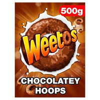Breakfast Cereal Weetabix Chocolate Weetos Cereal FindyourCereal.com