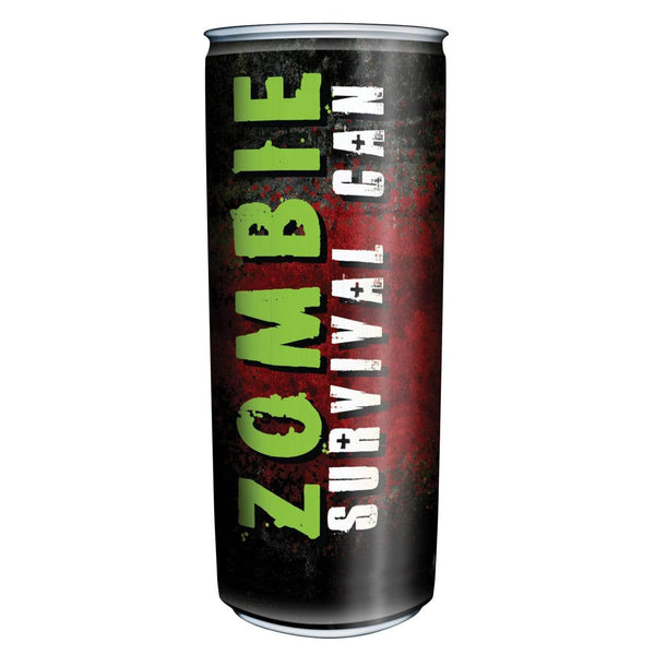 Energy Drinks Zombie Survival Energy Drink FindyourCereal.com
