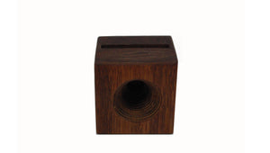 Phone AMP a hand made all wooden speaker for your cell phone Perfect for camping, picnics