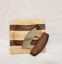 Load image into Gallery viewer, ULU Knife with Cutting Board