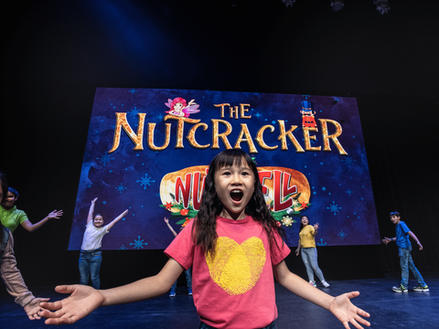 Nutcracker in a Nutshell 5-Half-Day Workshop (7-9 years)
