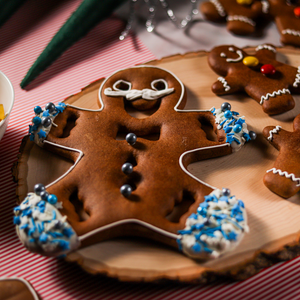 "Kempinski's ""Festive Treats"" Baking Workshop"