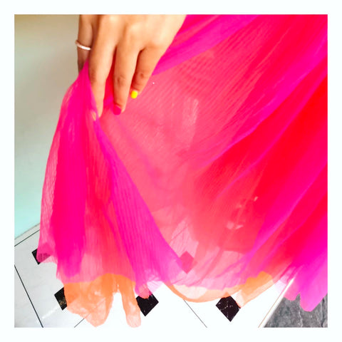 Barbie Hot Pink Skirt