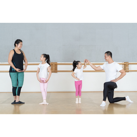 Parent & Child Ballet Workshop