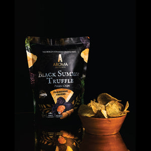 Aroma Truffle Chips - Bundle of 4 (Parmesan Cheese)
