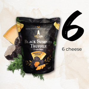 Aroma Truffle Chips - Bundle of 6 (Parmesan Cheese)