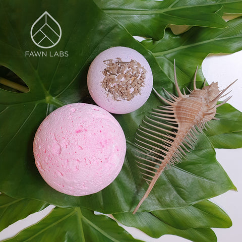 Bath Bombs X Fawn Labs