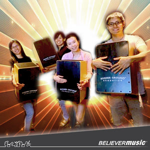 Music Making in the City (Christian Songs) - Cajon