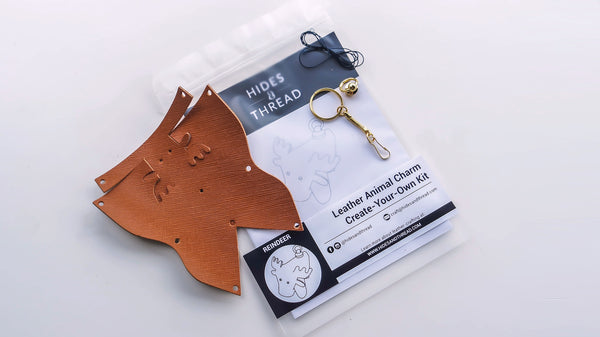 Christmas Leather Crafting Workshop for 2