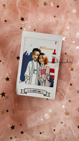 Customised Polaroid for Loved Ones