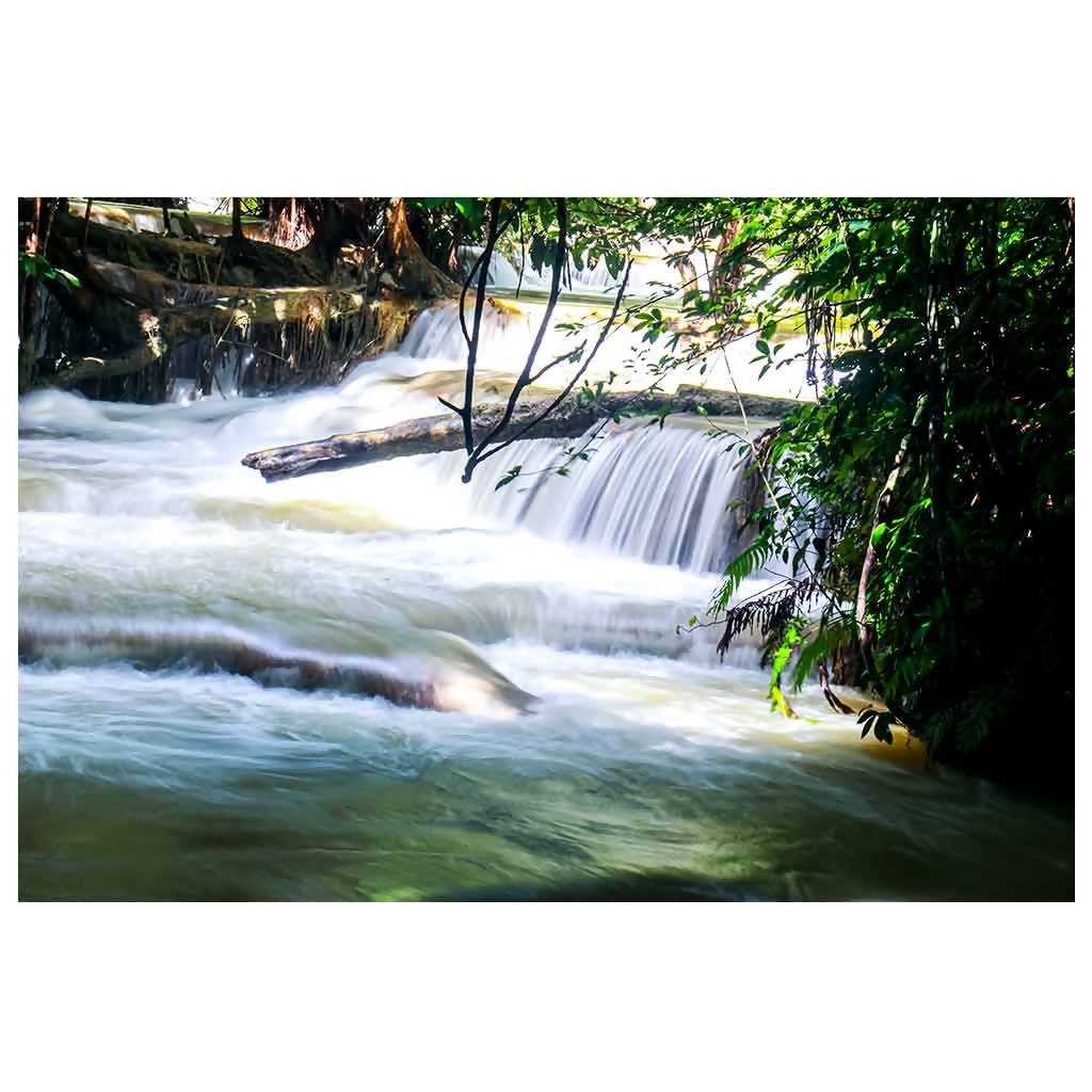 Waterfalls - Luang Prabang, Laos