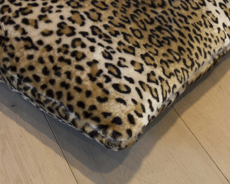 "18"" x 18"" x 5"" Leopard Faux - Pillow 2-Pack"