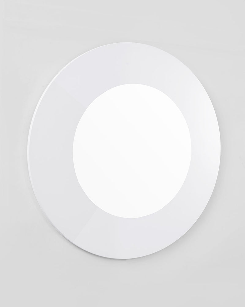 Mirror In High Gloss White Lacquer - RichRange | The Best Deals Online: Furniture, Home Decor & More
